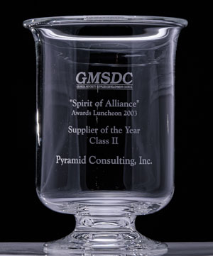 2003 Supplier of the Year